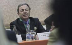 El presidente de UNAV, José Luis Prieto.