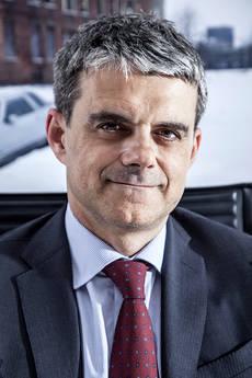 El presidente de la Cámara de Comercio de Estados Unidos en España, Jaime Malet.