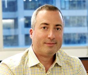 James Colquhoun, nuevo vicepresidente financiero y CFO de RoomIt by CWT