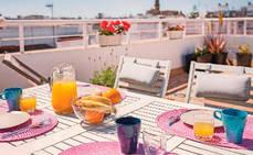 El precio de los hoteles aumenta un 454% en Jerez