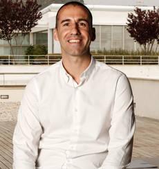 El director financiero (CFO) del grupo Logitravel, Jesus Pons.