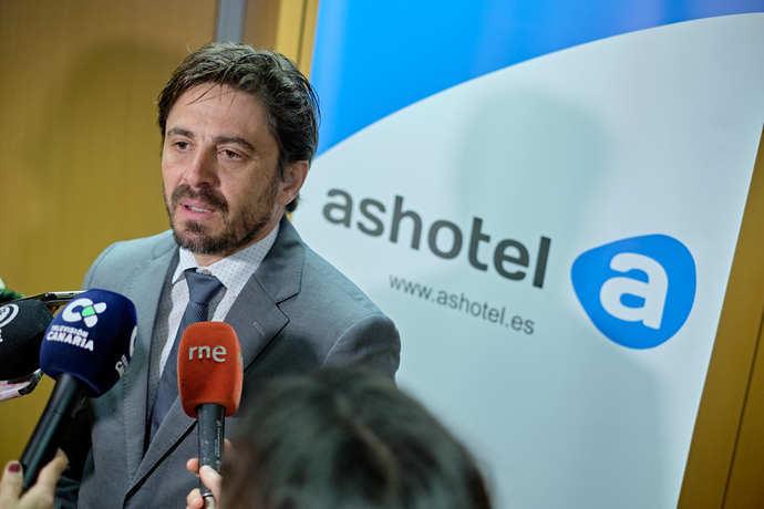 Jorge Marichal continuará al frente de Ashotel