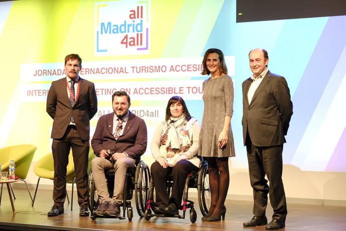 Madrid trabaja para ser referente de Turismo accesible