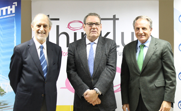 Díaz-Montañés, nuevo presidente de Thinktur