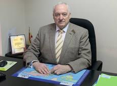 El presidente de UNAV, José Luis Méndez.