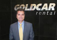 El CEO de Goldcar, Juan Carlos Azcona.