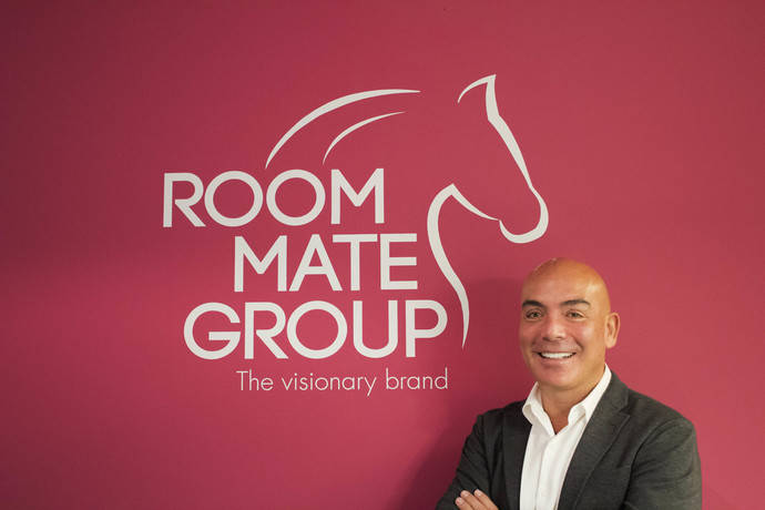 Kike Sarasola une sus tres empresas creando 'Room Mate Group'
