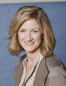 La responsable de innovación y empresas de Amadeus, Katherine Grass.