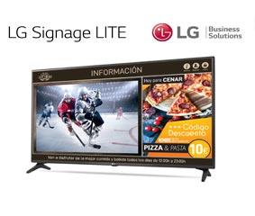 LG combina información y entretenimiento en sus nuevas televisiones