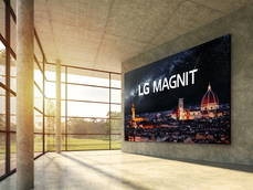 Pantalla microled de LG: ideal para eventos