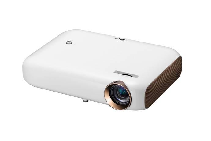 La compañía LG refuerza su gama de proyectores Led