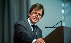 El consejero delegado de Amadeus, Luis Maroto.