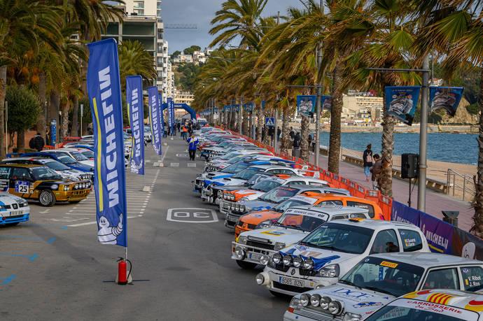 Rally en Lloret de Mar, el 5 y 6 de febrero, en Evenia