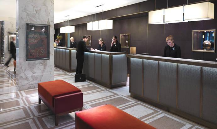 Amadeus avanza en el negocio de la distribución hotelera con acuerdos clave