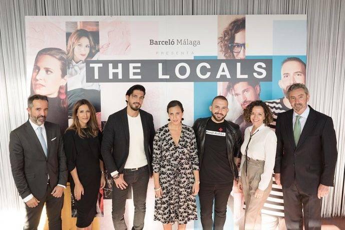 Barceló Málaga lanza The Locals para que los turistas conozcan la ciudad