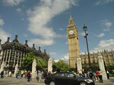Crecen un 8% los viajes de españoles a Gran Bretaña