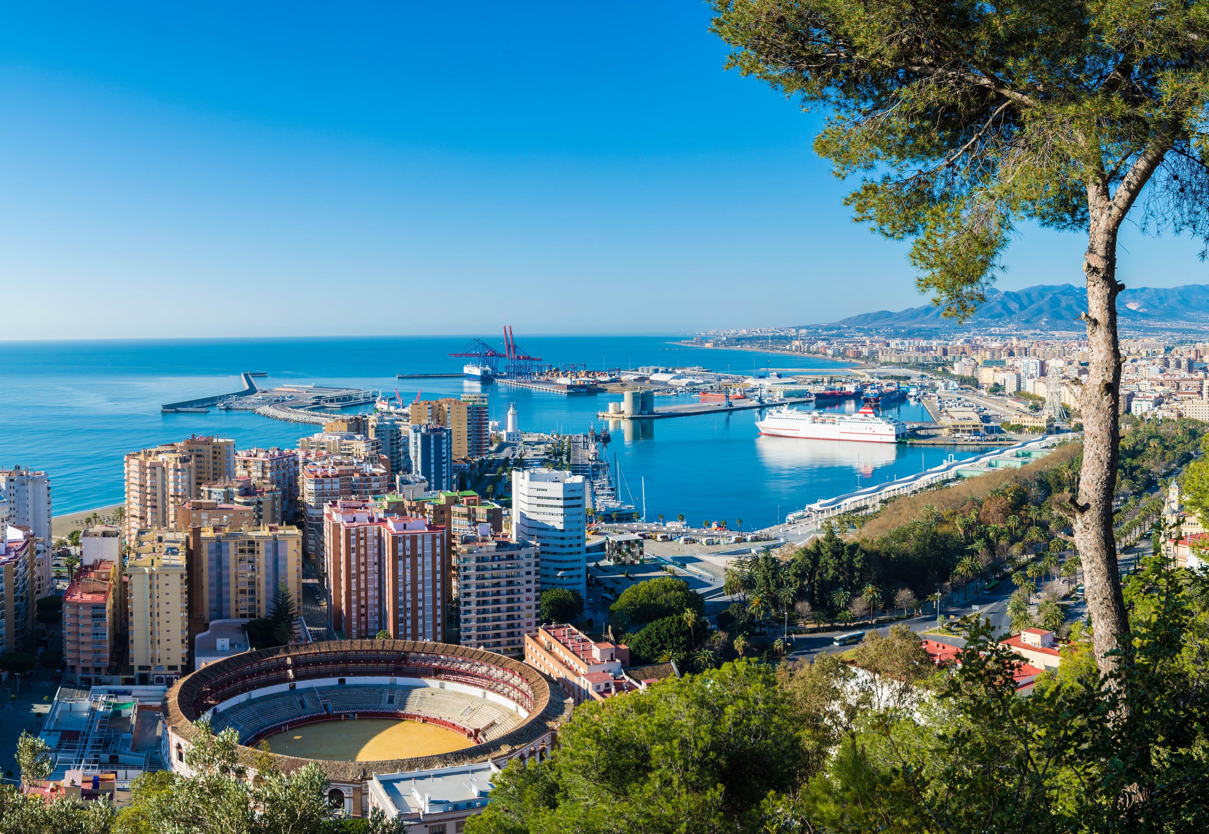 Reunión de los establecimientos Aehcos de Málaga 1