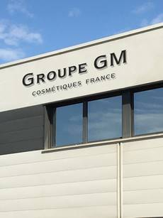 Planta de Groupe GM Cosmétiques France de Lyon.