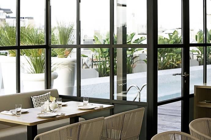 Monument Hotel abre su nueva terraza en la azotea
