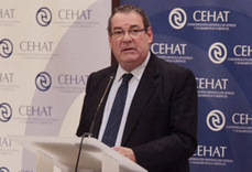 Juan Molas preside CEHAT.