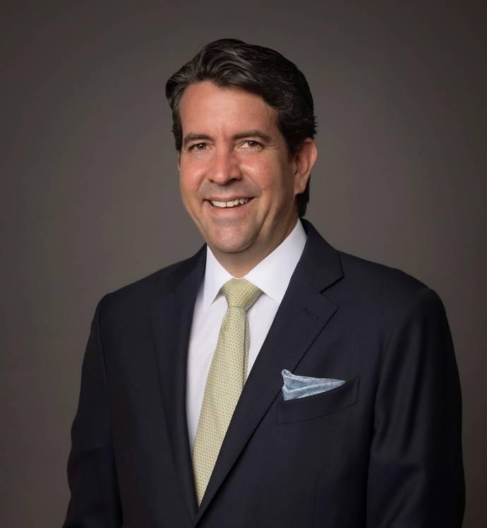 Greg Liddell, nuevo director general del Mandarin Oriental Ritz Madrid
