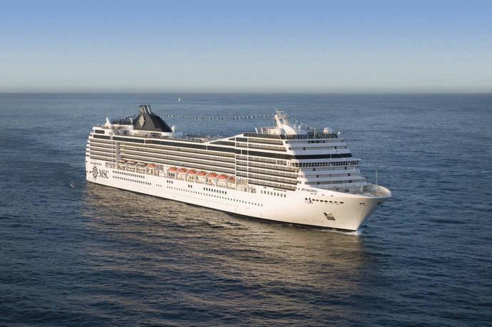 MSC Cruceros pospone la vuelta del MSC Magnifica