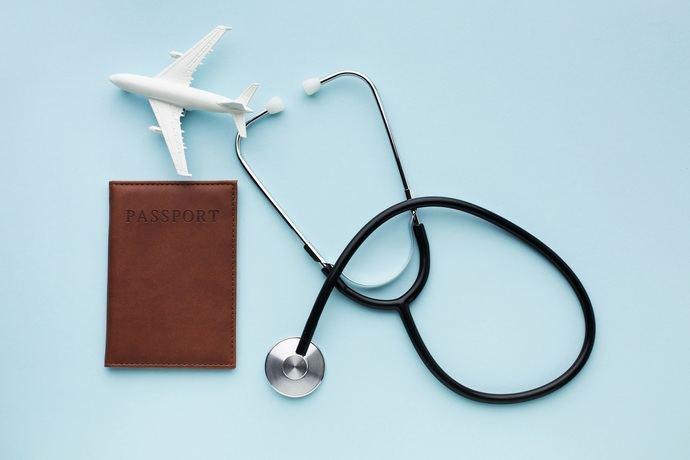 Aervio gestiona viajes de MSF en África, Sudamérica...
