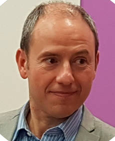 Alberto Bosque Coello es coordinador del Museo del Turismo.