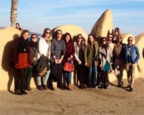 Málaga promueve su oferta turística con 'fam trips'