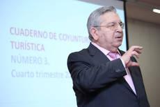 El director de Investigación de Turismo de la Univesidad Nebrija, Manuel Figuerola.