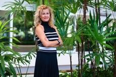Mar Alonso, nueva directora del Hotel Vulcano