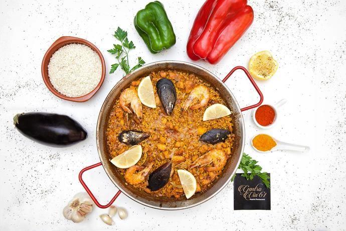 Hotel Mayorazgo presenta '¡Arrocería Gastrovía by 61!'