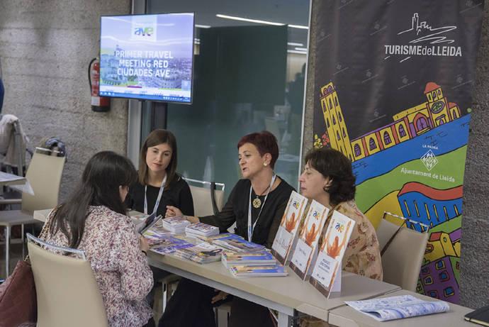 La Red de Ciudades AVE se acerca a las agencias de viajes