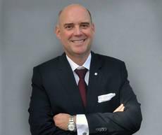 El CEO de la marca de lujo de MSC Cruceros, Michael Ungerer.
