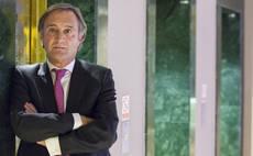El presidente de Feneval, Miguel Ángel Saavedra.