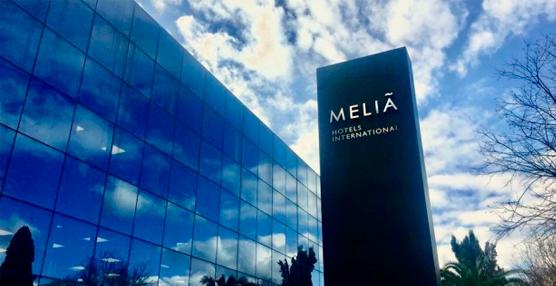 Meliá es la hotelera española más valorada y tercera de Europa a nivel internacional