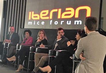 Murcia participa en el Iberian Mice Forum de Portugal