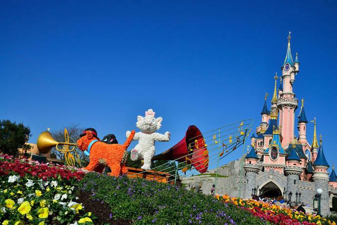 Disneyland Paris vende el 90% a través de agencias