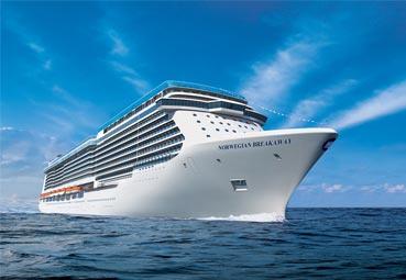 Beneficio récord de Norwegian Cruise Line en 2018