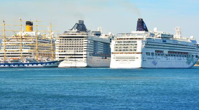 El peso de la venta directa en las líneas de cruceros oscila entre el 3% y el 5%