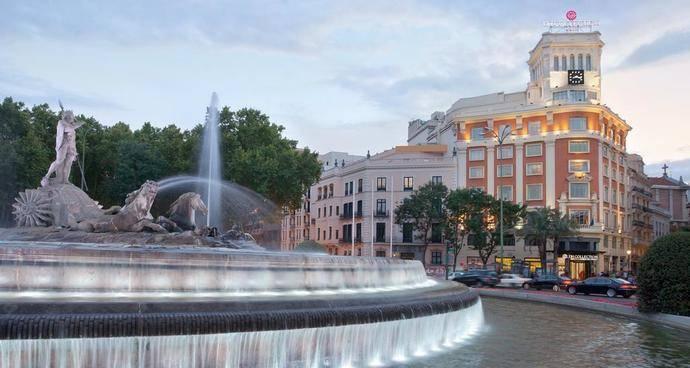 NH firma otro hotel Collection en la alemana Fráncfort