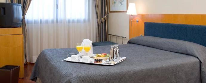 NH gestionará un hotel