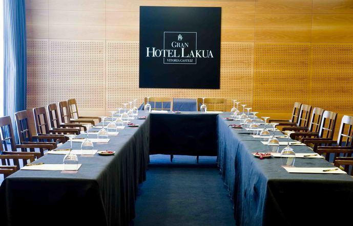 Gran Hotel Lakua, la mejor opcion para eventos MICE