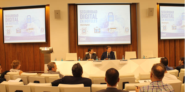 Última jornada del I ciclo de seguridad digital para hoteles