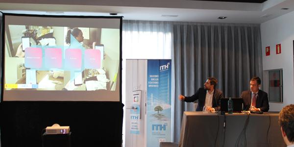 La microgeolocalización optimiza las tareas y reduce los tiempos en los pisos