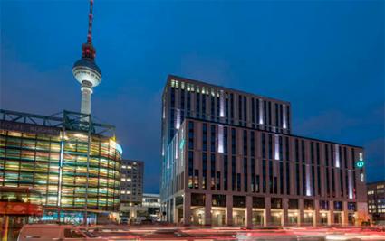 Motel One inaugura su décimo establecimiento en Berlín