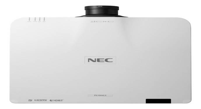 NEC: proyectores silenciosos en eventos