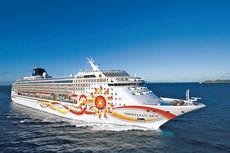 La facturación de Norwegian Cruise Line sube un 10%