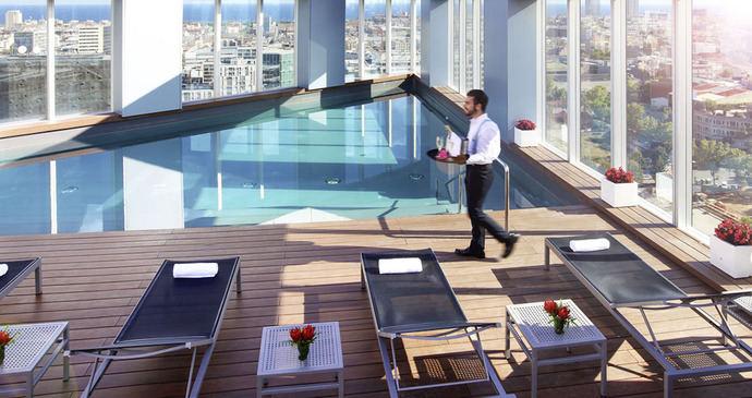 Los hoteles Novotel celebran el buen tiempo