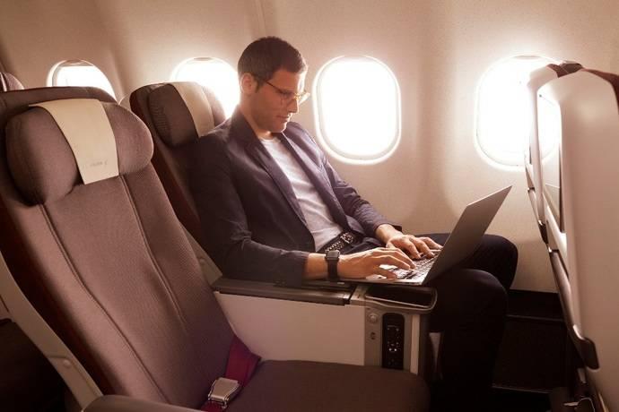 Iberia tiene nueva clase en vuelos a Cuba y Sudáfrica